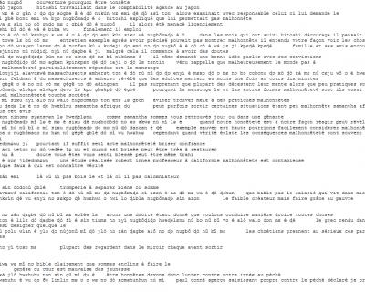 FFR (Fon-French Neural Machine Translation)